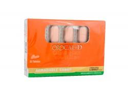 Orocal D 600 mg vit D3  200 UI Caja Con 30 Tabletas Rx
