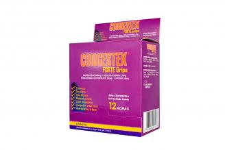 Congestex Forte Gripa Caja Con 80 Tabletas - Resfriado