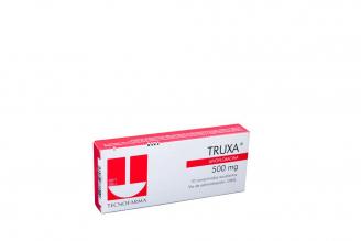 Truxa 500 mg Caja Con 10 Comprimidos Recubiertos Rx4