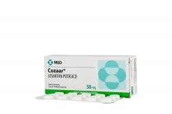 Cozaar 50 mg Caja Con 30 Tabletas Rx4
