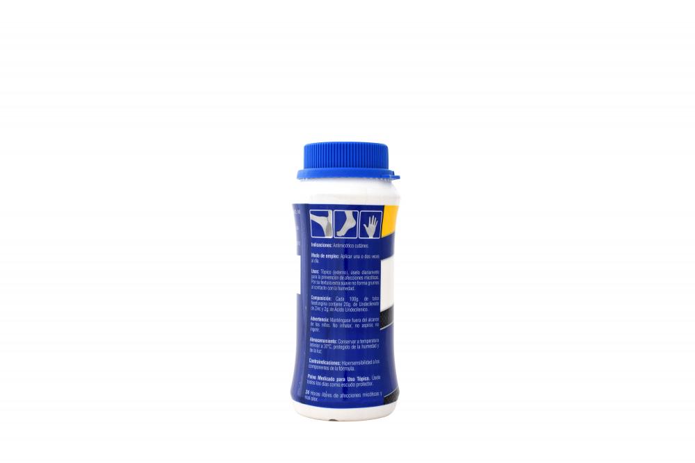 Neofungina Polvo Frasco Con 40 g + 10 g Gratis