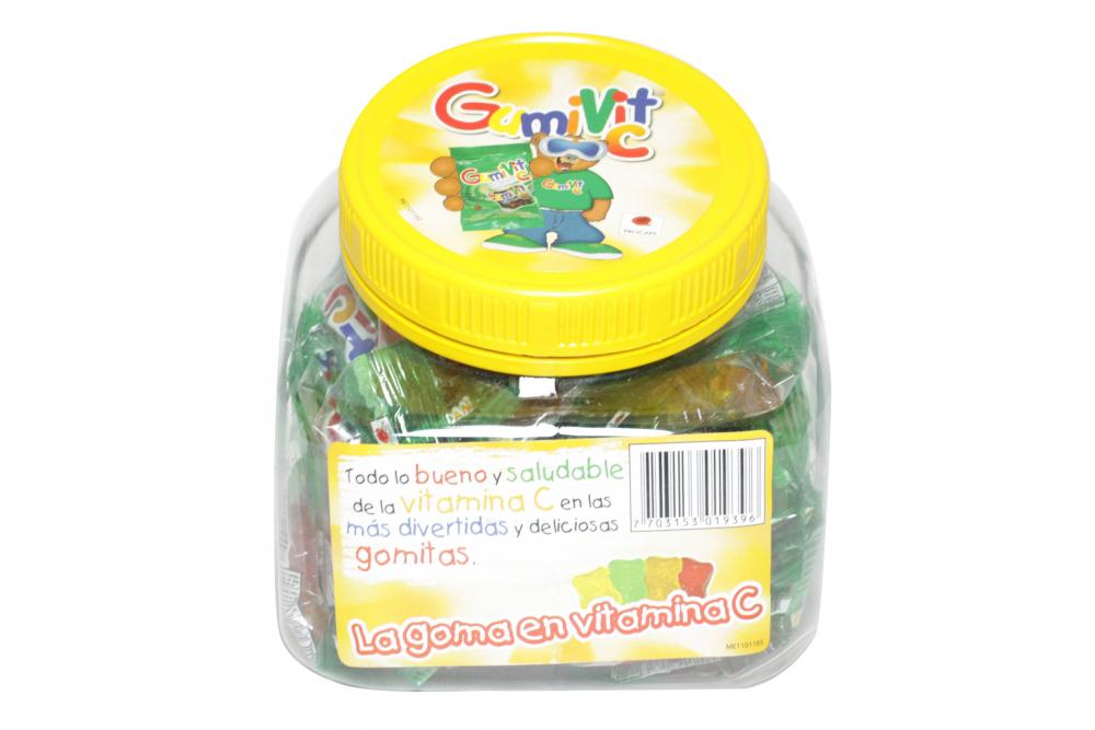 Gumivit C Frasco Con 45 Gomas