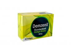 Demzenil 800 mg Frasco Con 60 Cápsulas