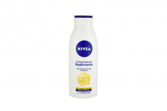 Nivea Body Crema Reafirmante Q10 Plus Frasco Con 400 mL