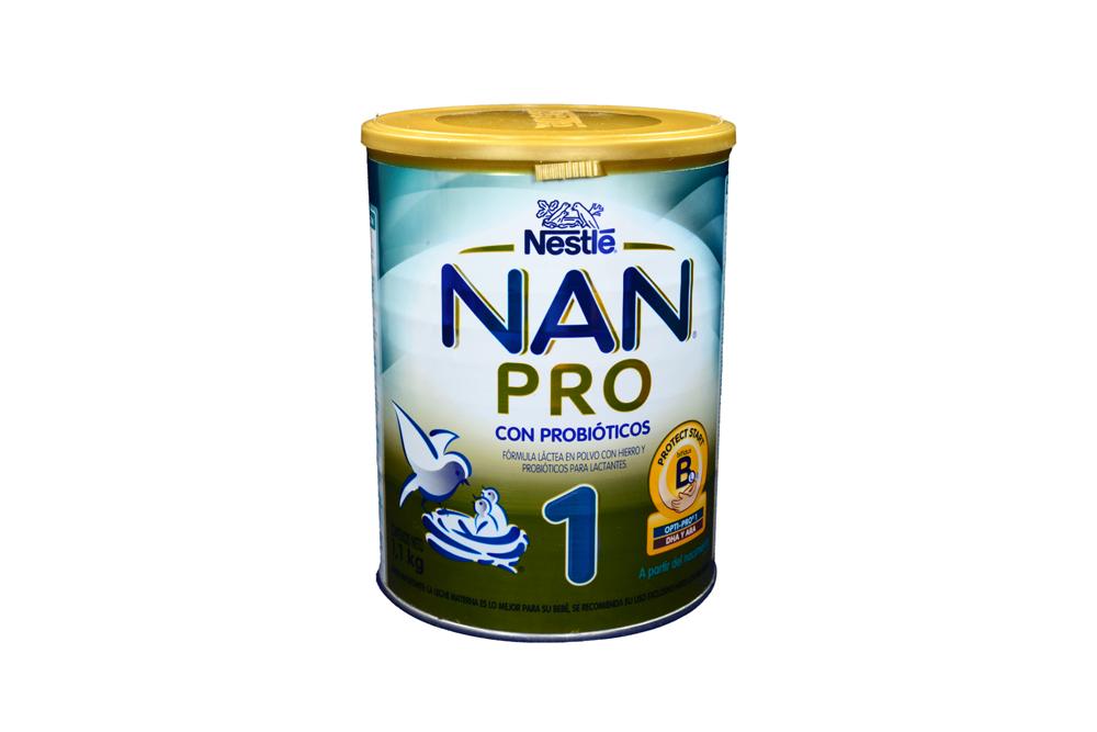Nan Optipro 1 Maxilata Tarro Con 1.1 kg