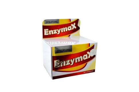 Enzymax Complete Caja Con 60 Cápsulas