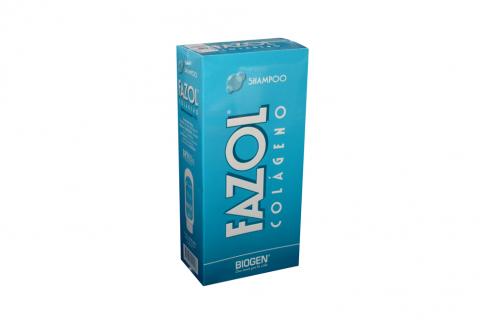 Fazol Shampoo De Colágeno Frasco Con 200 mL Rx