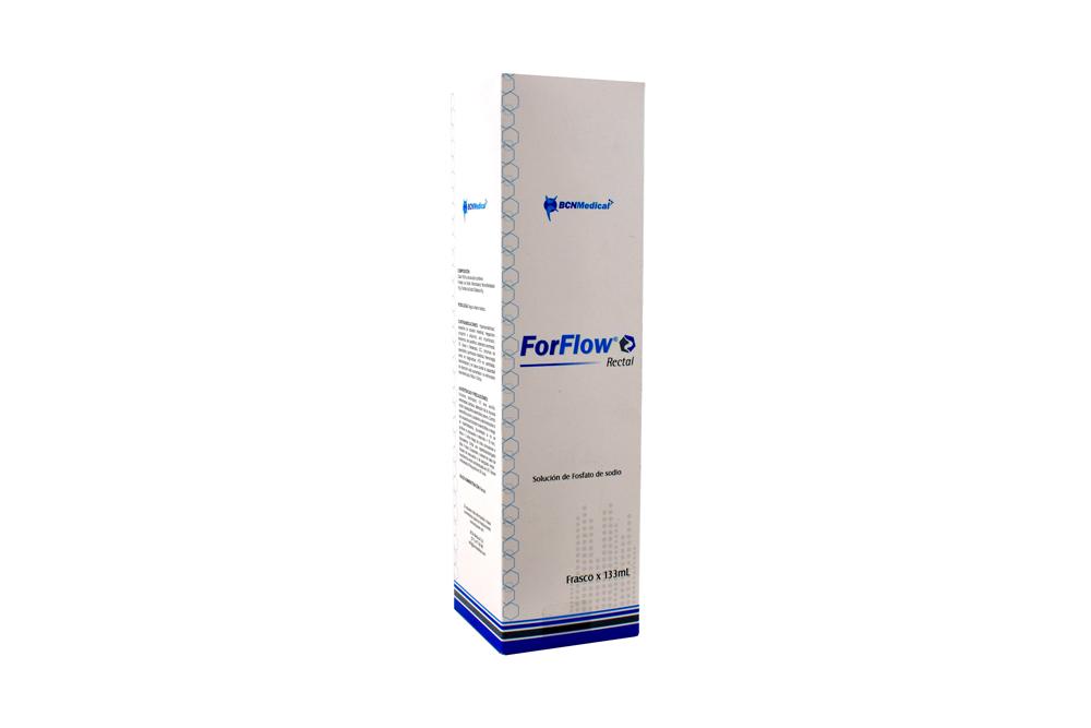 Forflow Rectal Solución Caja Con Frasco Con 133 mL Rx