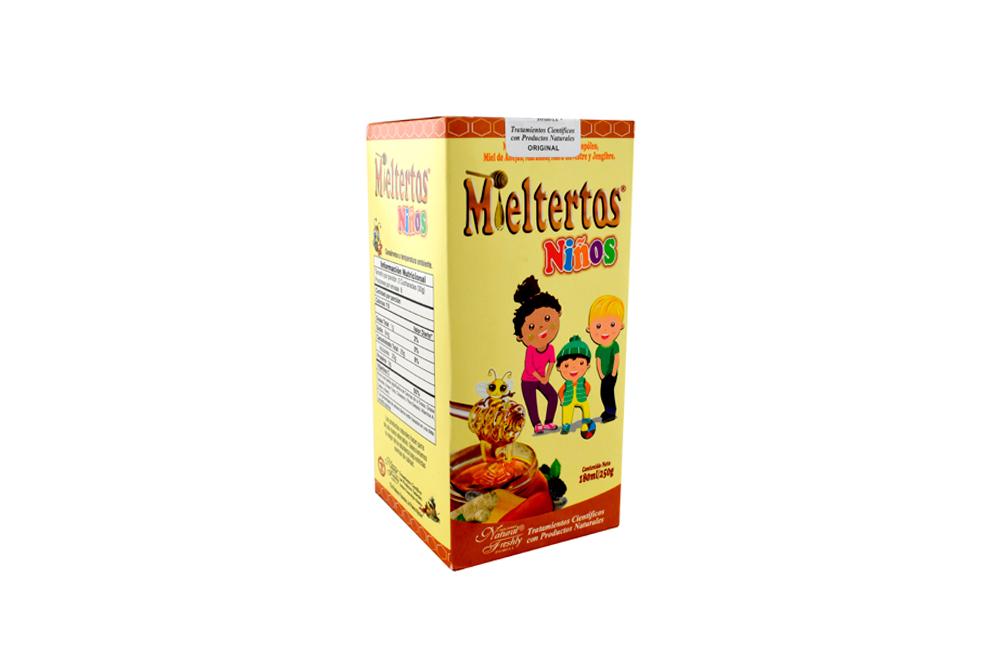 Mieltertos Niños Frasco Con 180 mL