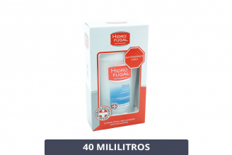 Desodorante Hidrofugal Anti Transpirante Stick Caja Con Frasco Con 40 mL - Sudoración Excesiva