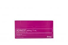 Adimod 400 mg / 7 mL Caja Con 10 Frascos Monodosis Rx