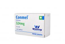 Conmel 324 mg Caja Con 100 Tabletas Rx