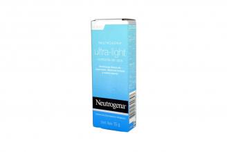 Neutrogena Ultra Light Contorno De Ojos Caja Con Tubo Con 15 g