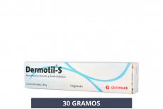 Dermotil-S Ungüento Caja Con Tubo Con 30 g Rx4