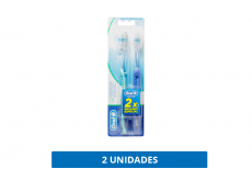 Cepillo Dental Oral B Empaque Con 2 Unidades