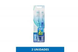 Cepillo Dental Oral B Empaque Con 2 Unidades