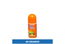 Repelente Stay Off Roll-On Frasco Con 40 g