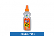 Repelente Stay Off Spray Con 120 mL