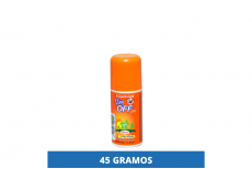 Repelente Stay Off Frasco Con Barra Con 45 g