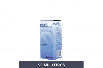 Nodiar 4.4%  Caja Con Frasco x 90 mL Suspensión Oral Rx