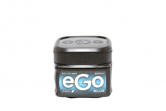 Gel Para Peinar Ego For Men Blue Frasco Con 240 mL - Máxima Fijación