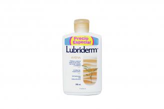 Lubriderm Crema Avena Humectante Frasco Con 200 mL