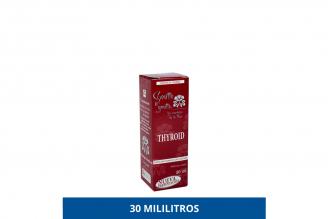 Esencia Floral Thyroid Caja Con Frasco Con 30 mL