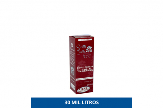 Esencia Floral Valeriana Caja Con Frasco Con 30 mL