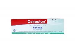 Canesten Crema 1% Caja Con Tubo Con 50 g
