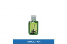 Bactroderm Gel Antibacterial Té Verde Con Vitaminas A & E Frasco Con 45 mL