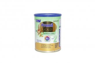 Promil Gold Etapa 2 Alimento Lácteo Tarro Con 400 g