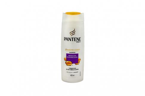 Shampoo Pantene Reparación Rejuvenecimiento Frasco 400 mL