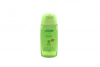 Shampoo Lander Baby Manzanilla Frasco Con 100 mL