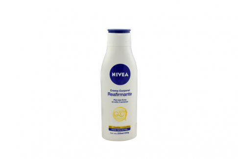 Nivea Body Q10 Crema Reafirmante Frasco Con 250 mL