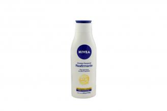 Nivea Body Q10 Crema Reafirmante Frasco Con 250 mL