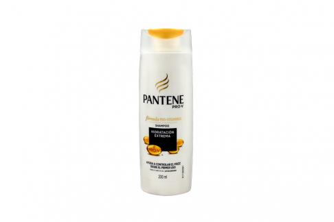 Shampoo Pantene Hidro-Cauterización Frasco Con 200 mL