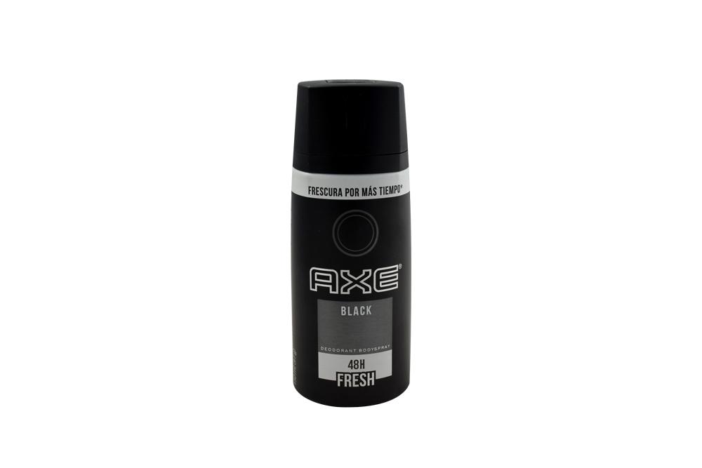 Desodorante Axe Black Aerosol Con 150 mL