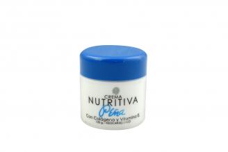 Crema Nutritiva Peña Frasco Con 120 g
