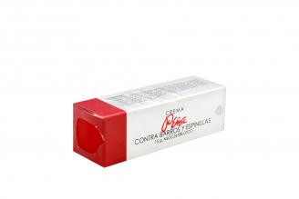 Crema Barros Espinillas Peña Tubo Con 15 g