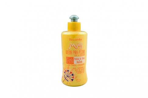 Crema Para Peinar Muss Manzanilla Frasco Con 300 g