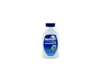 Talco Desodorante Menticol Para Pies Hombre Frasco Con 60 g