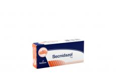 Secnidazol 1 g Caja Con 2 Tabletas RX