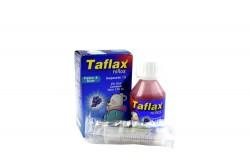 Taflax 1% Niños Suspensión Caja Con Frasco Con 120 mL