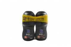 Desodorante Fa Men 3D Energy Zone Empaque Con 2 Roll On Con 50 mL C/U
