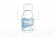 Loratadina Jarabe 0.5 mg / 5 mL Frasco Con 100 mL Rx