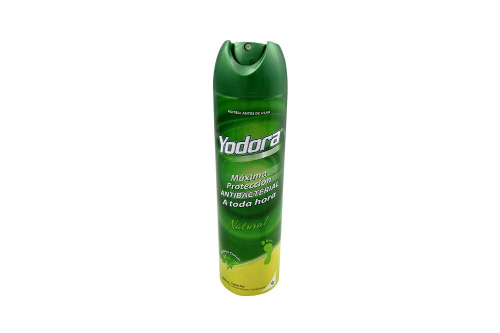 Yodora Desodorante Natural Frasco Con 260 mL