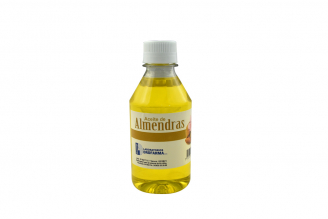Aceite De Almendras Frasco Con 250 mL