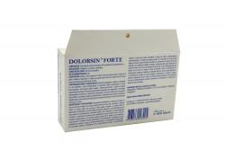 Dolorsin Forte 250 / 60 mg Caja Con 32 Cápsulas Rx