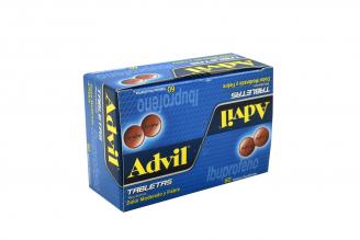 Advil Caja Con 60 Tabletas Recubiertas