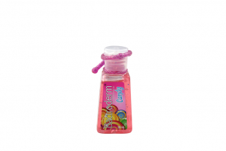 Gel Antibacterial Bactroderm Candy Frasco Con 35 mL